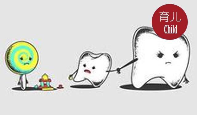 孩子刷牙的那些事儿