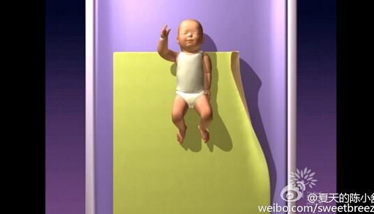 如何安全地包裹婴儿?